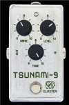 Overdrive Tsunami-9, de Cluster