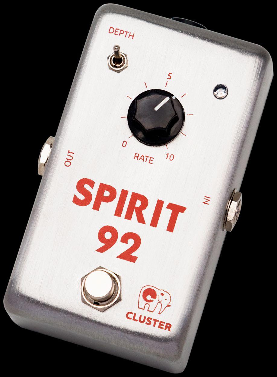 Cluster Spirit-92, pedal de chorus